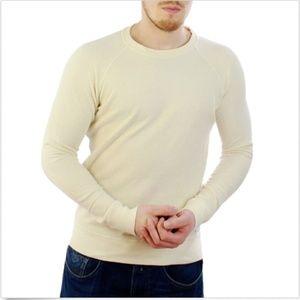 Diesel Men's Sweatshirt L Large S-Mil Sweater